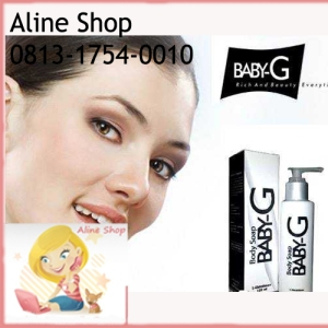 Baby G Body Soap With L Glutathione
