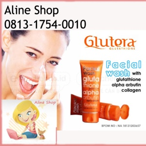 Glutera Facial Wash