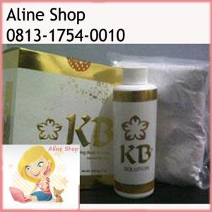KB Whitening Mask Powder ( KB Masker )