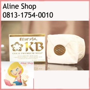 KB Gold Premium Whitening Soap