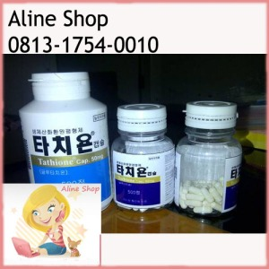 Tathione Korea Suplemen Pemutih Badan