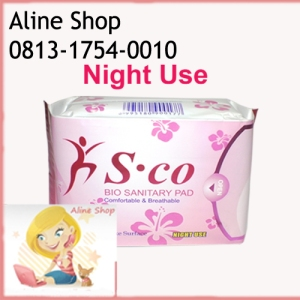 Pembalut Herbal Sco Night Use